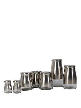 sabichi-stainless-steel-amp-glass-7-piece-kitchen-storage-set