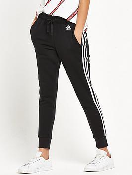 Adidas Essentials 3 Stripe Tapered Pant
