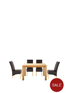 verona-120-cm-dining-table-4-eternity-chairs-buy-and-save