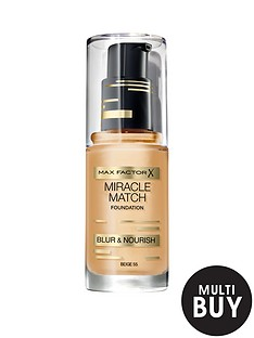 max-factor-miracle-match-blur-amp-nourish-foundation-amp-free-max-factor-cosmetic-bag