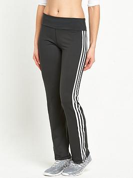 Adidas D2M 3 Stripe Pant