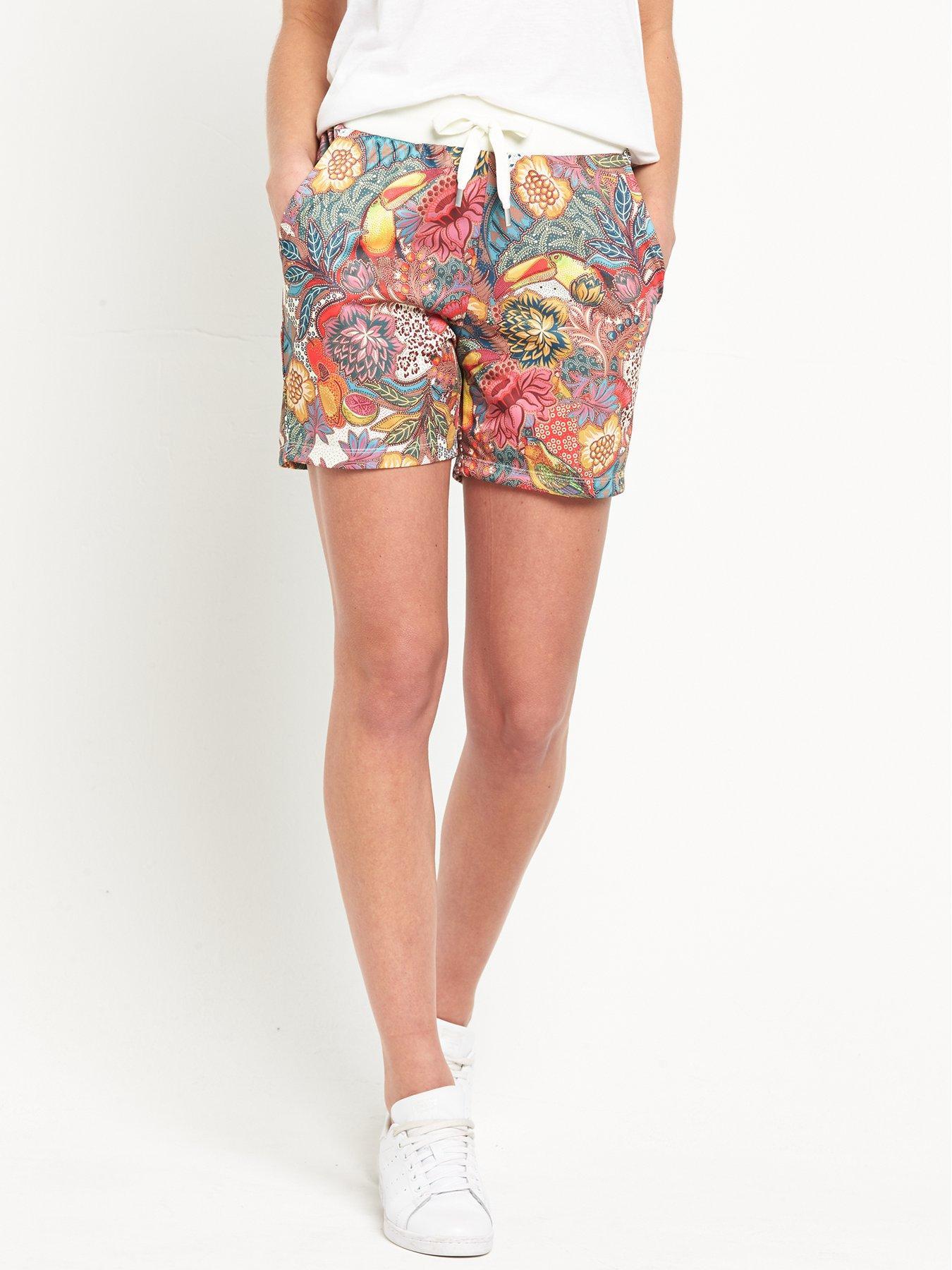adidas Originals Womens Fugiprabali Short - Multi