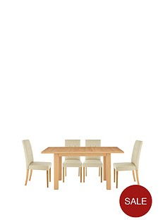 primo-extending-dining-table-4-derby-dining-chairs-buy-and-save