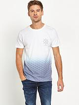 Faded Print T-Shirt