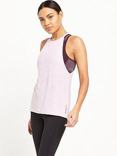 reebok-faves-fitted-tank-top-purple
