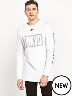 nike-international-oversize-long-sleeve-top