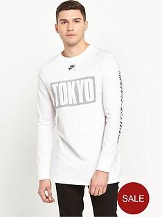 nike-international-oversize-long-sleeve-top