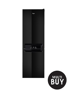 whirlpool-bsnf8993pbuk-60cm-connected-fridge-freezer-blackbr-with-5-year-free-extended-warranty