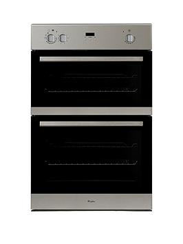 whirlpool-akw501ixnbspbuilt-in-electric-double-oven-stainless-steel