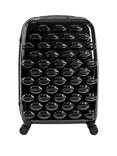 lulu-guinness-hard-sided-4-wheel-medium-case-black