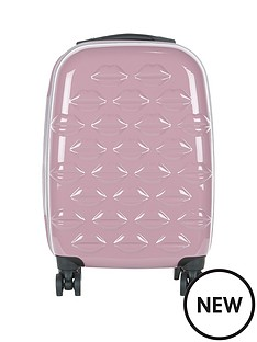 lulu-guinness-hard-sided-4-wheel-cabin-case-nude-rose