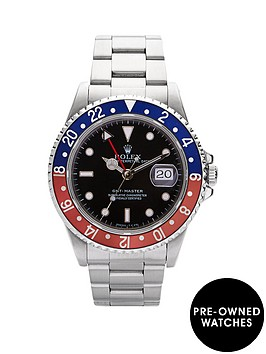 rolex-rolex-preowned-stainless-steel-gmt-master-039pepsi039-insert-reference-16700-mens-watch