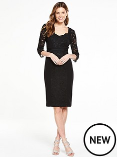 v-by-very-premium-lace-panel-pencil-dress-black