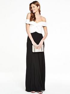 v-by-very-premium-bardotnbspmaxi-dress