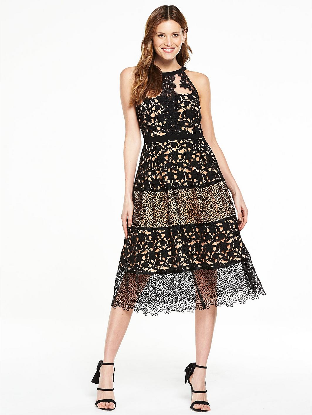 Black lace dress littlewoods black dress pants littlewoods bridesmaid dresses image collections braidsmaid images dress tail lace v ombrellifo Image collections