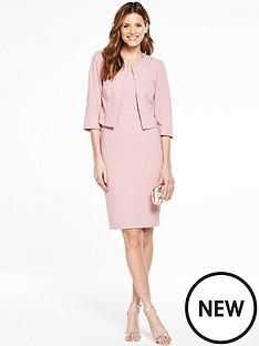v-by-very-embellished-jacket-suit-dress