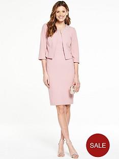 v-by-very-premium-embellished-jacket-suit-dress