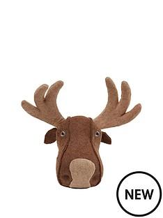 gisela-graham-moose-head-plaque