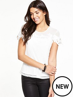 v-by-very-mesh-and-lace-tee