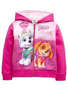 paw-patrol-girls-zipnbspthrough-hoodie
