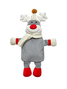 reindeer-hot-water-bottle