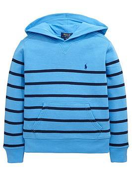Ralph Lauren Boys Stripe Hoodie
