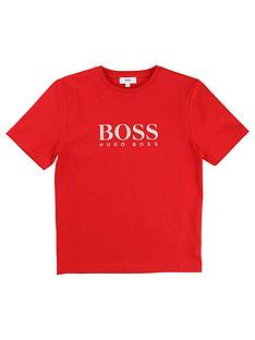 boss-boys-logo-t-shirt