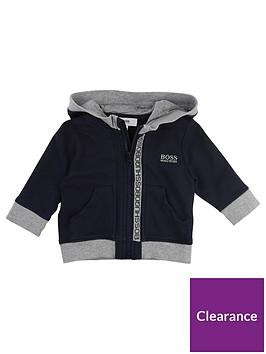 boss-boys-zip-through-hoodie