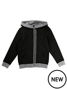 boss-boys-zip-through-hoodie