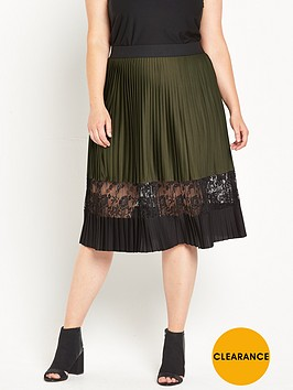 ri-plus-pleated-midi-skirt-with-lace-insert