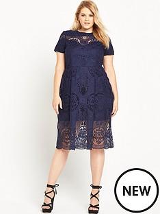 ri-plus-navy-lace-midi-dress