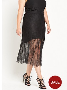 ri-plus-lace-maxi-skirt-black