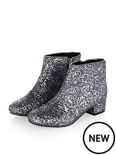monsoon-girls-super-glitter-ankle-boot
