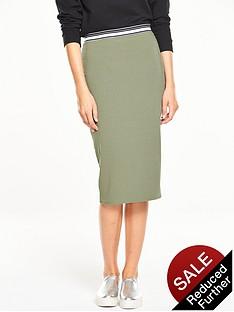 v-by-very-sport-trim-midi-skirt