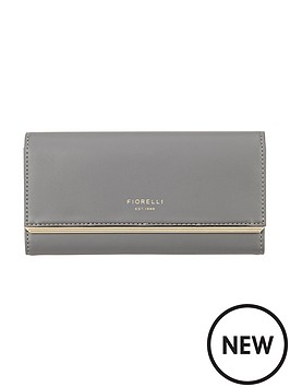 fiorelli-addison-dropdown-purse-grey