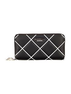 fiorelli-quilted-city-purse-black