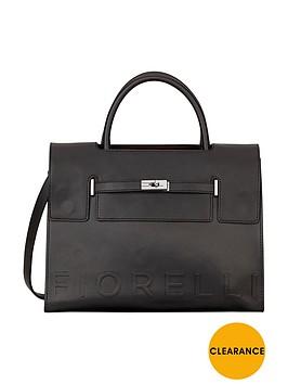 fiorelli-large-harlow-logo-tote-bag-black
