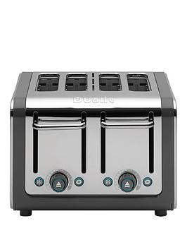 Dualit Architect 4 Slice Toaster  Grey