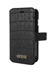 guess-guess-croco-pu-booktype-case-matte-black-iphone-66s