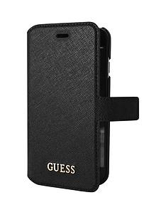 guess-saffiano-look-pu-booktype-case-black-iphone-66s