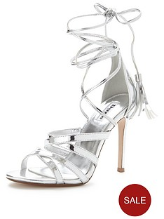 dune-munroe-caged-tie-up-metallic-sandalnbsp