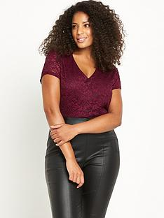 so-fabulous-curve-vneck-lace-bodysuit