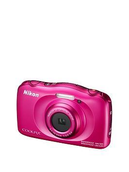 nikon-coolpix-w100-pink