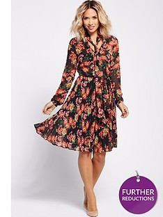 myleene-klass-garden-floral-pleated-dress