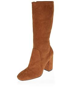 river-island-calf-height-boot