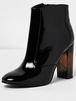 river-island-patent-tort-heel-high-boot
