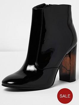 river-island-patent-tort-heel-high-boot