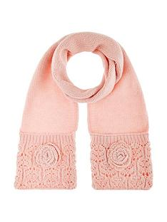 monsoon-girls-lacey-flower-pocket-scarf