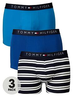 tommy-hilfiger-3pk-stripeplain-trunk