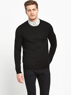 jack-jones-premium-jack-and-jones-premium-mark-merino-wool-crew-neck